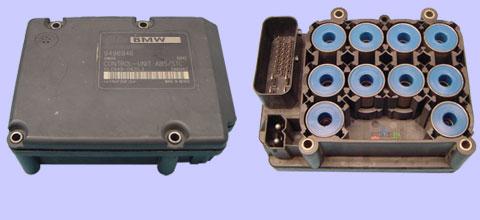 ATE MK20 - Elektronikreparationer, ABS, Motorstyrdon, ECU