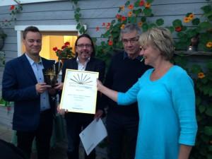 Årets företagare i Bergs kommun